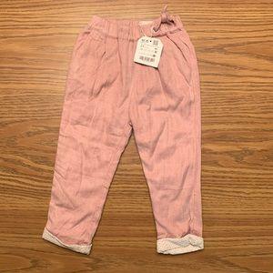 Zara | NWT Lined Pants, 2/3
